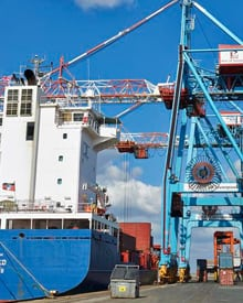 New FGA Port of Liverpool Project