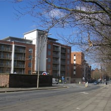 Apartment Scheme, Park Lane, Liverpool, United Kingdom